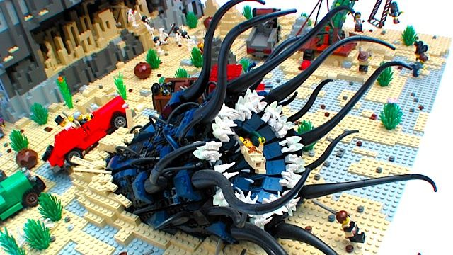 These Cthulhu LEGO sets will drive you insane with little plastic bricksGeek, Lego Sets, This Is Awesome, Cthulhu Lego, Lego Fans, Plastic Bricks, Lovecraft Lego, Lovecraftian Lego, Awesome Stuff