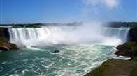 Niagara Falls. Hopefully going there this summer!