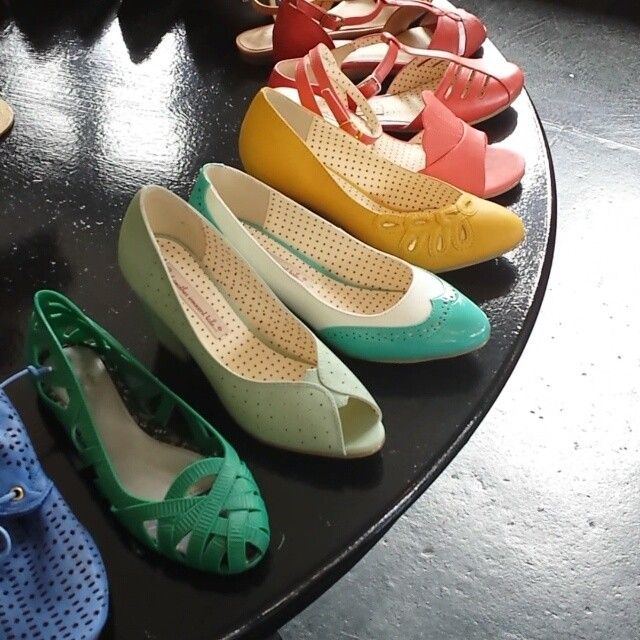 Get ready for spring with our great shoe collection at the Uptown and Downtown Shoe Boutiques!