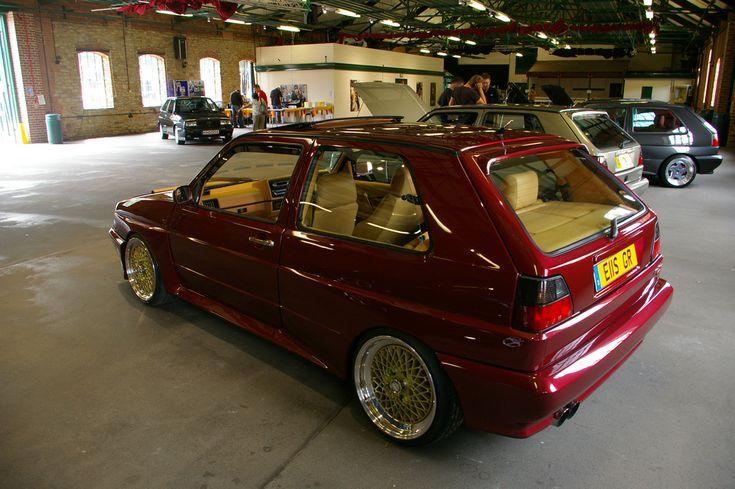 Uber Lux Cars >> The MK2 Golf | Grand Nostalgic | Project MK2 Golf VR6 | Pinterest | Golf, Golf mk2 and Search