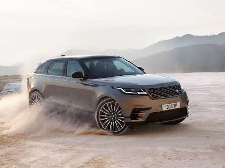 New Range Rover Velar #2018 #LandRover #Velar