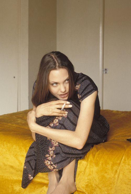 """suicideblonde: """" Angelina Jolie """""""