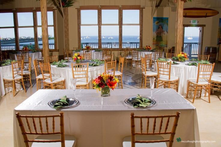 Del Monte Beach House Wedding
