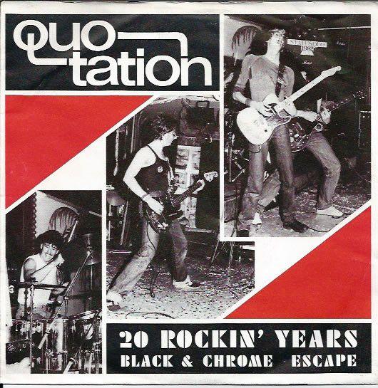 Afbeeldingsresultaat voor 20 rockin years quotation