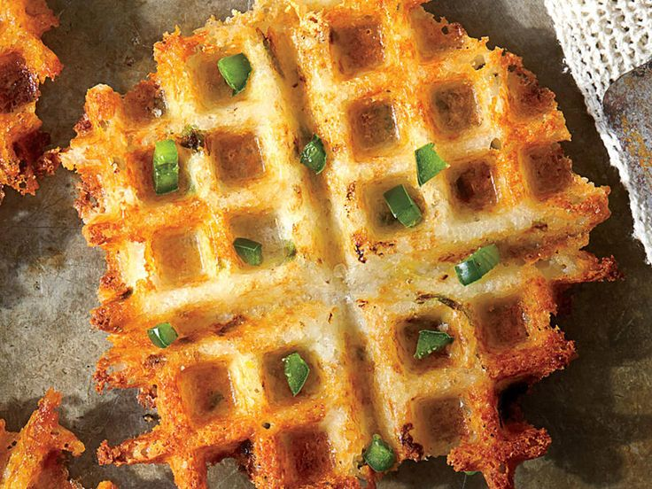 Learn how to make Waffled Jalapeño & Monterey Jack Cheese Grits . MyRecipes has 70,000+ tested recipes and videos to help you be a better...