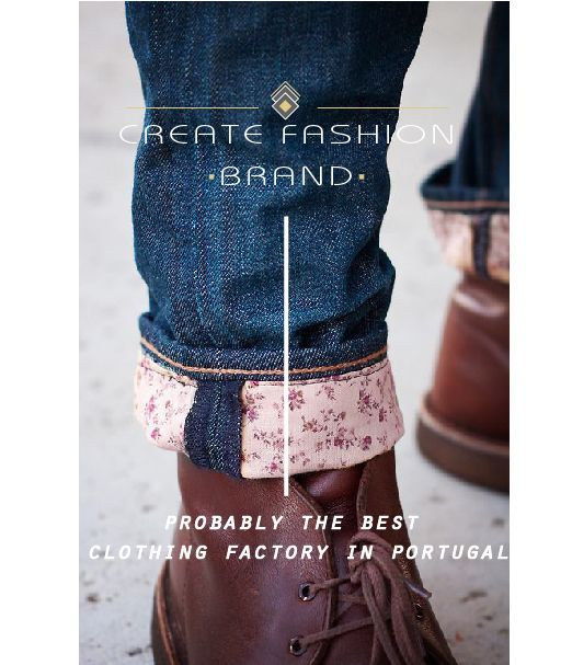 The clothing manufacturing  @createfasionbrand