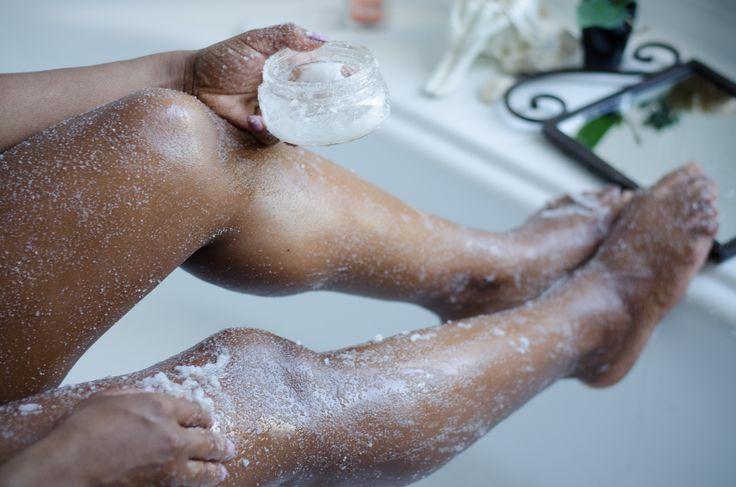 Vodka Lime Body Scrub (Lush Ocean Salt Dupe)