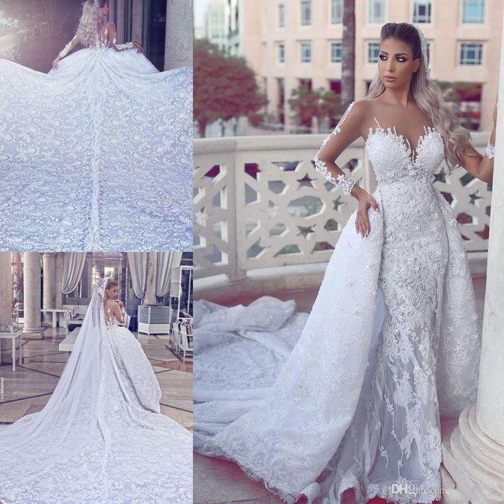 vestidos de novia corte sirena aliexpress – nina vestidos