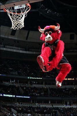Chicago Bulls - Benny the Bull