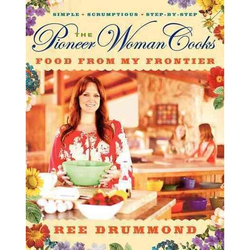 I've cooked several recipes from this book. Very Very good!  Had to share :)  Pioneer Woman Cookbook