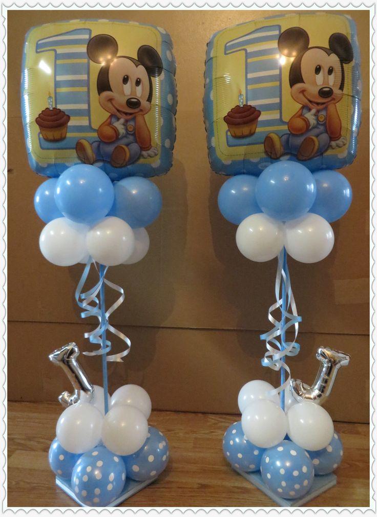 Mickey 1st Birthday
