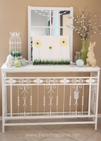 5 simple ways to decorate for spring | #BabyCenterBlog