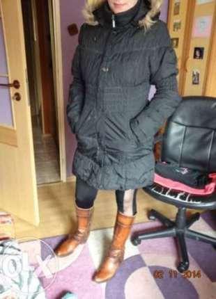 Kup mój przedmiot na #vintedpl http://www.vinted.pl/damska-odziez/inne-ubrania/7257739-czarny-plaszczyk-zimowy