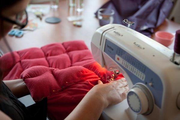 Greatfun4kids: Weighted blanket tutorial (to help kids on the spectrum get to sleep better)