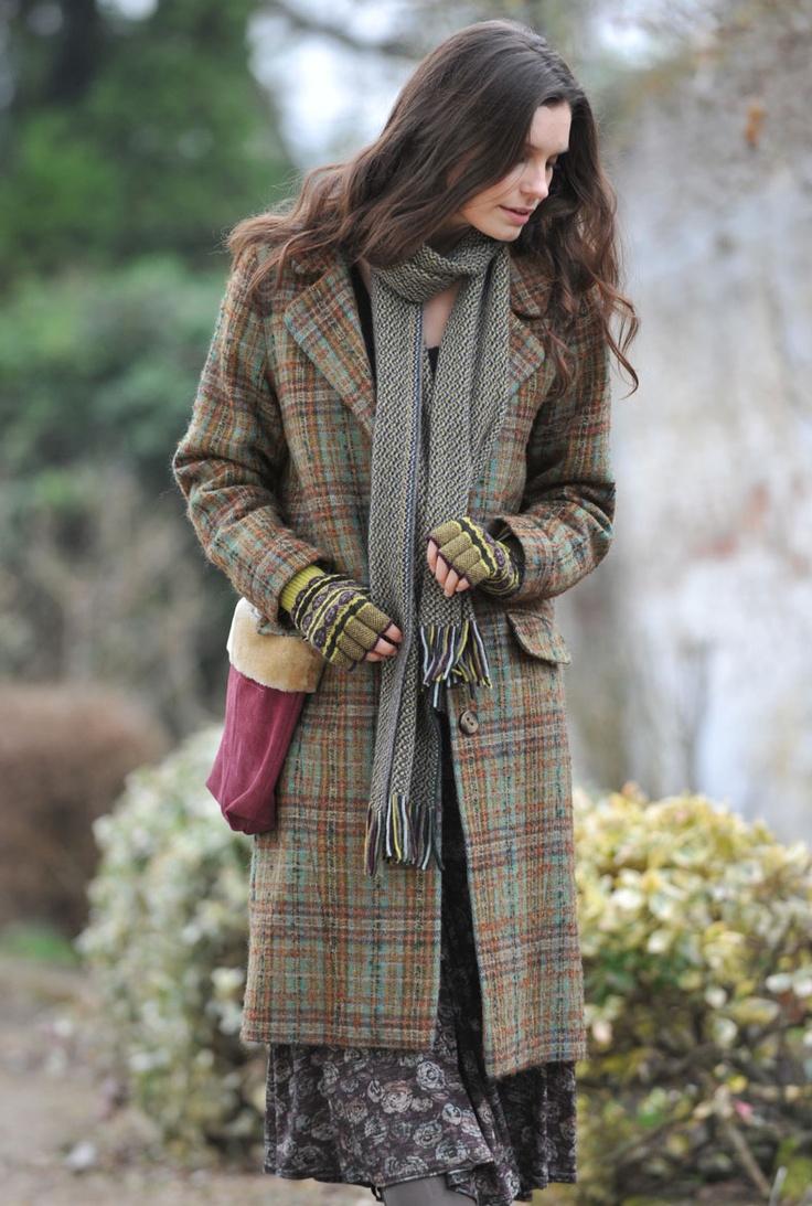 Scottish Tweed Coat