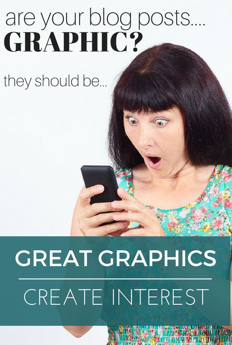 Great Post Graphics create interest. See What it Takes to Create Graphics That Get Your Content Shared: http://activerain.com/blogsview/5024636/are-you-getting-graphic-with-your-blog-posts--if-not-you-should--