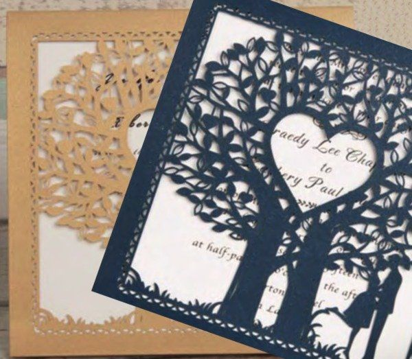 Lazer Cut Wedding Invitations made to order. Large range of Lazer Cut designs and colours available. Wedding Stationery Packages made to suit your requirements big or small.For information, to place an order, get a quote or discuss your requirements Email or Phone or Text Joe @ 086 222 7786 or Phone 01 497 0726Visit our website: www.celticimage.ie#xtor=CS1-41-[share]