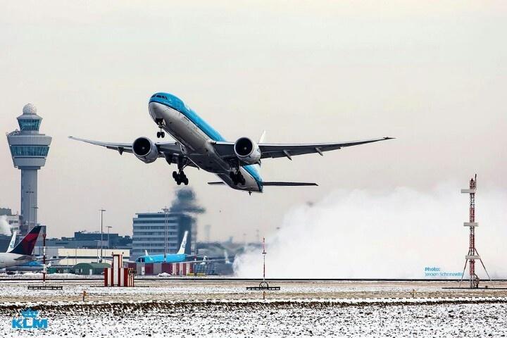 KLM Departure