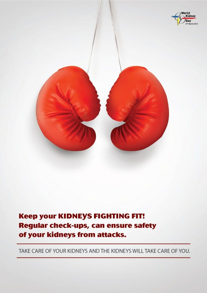 Keep Your Kidneys fighting fit