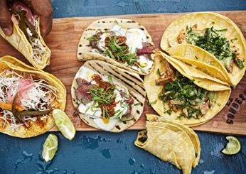 La Condesa in Austin, Texas, was named one of the Best Taco Spots in the US by Food & Wine!