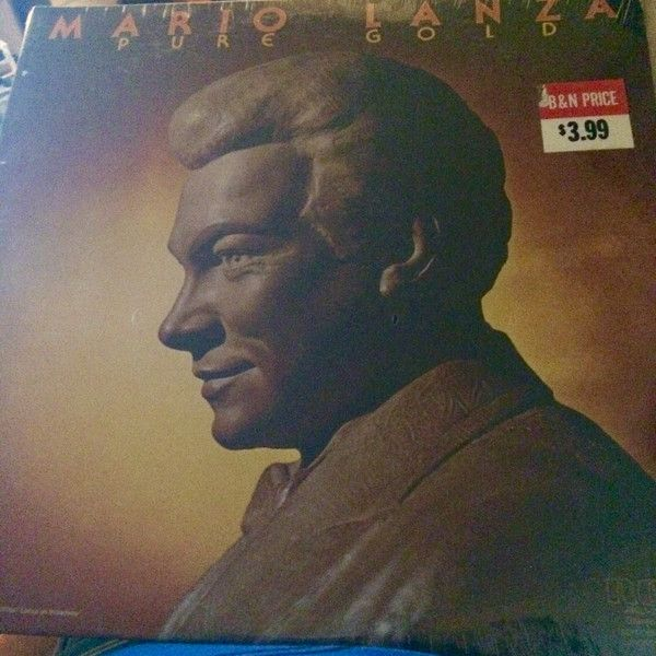 Mario Lanza - Pure Gold: buy LP, Album at Discogs