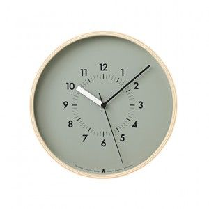 Captivating U0027soso Clocku0027 By Awatsuji Design For Lemnos. Comes In 4 Colors Awesome Design
