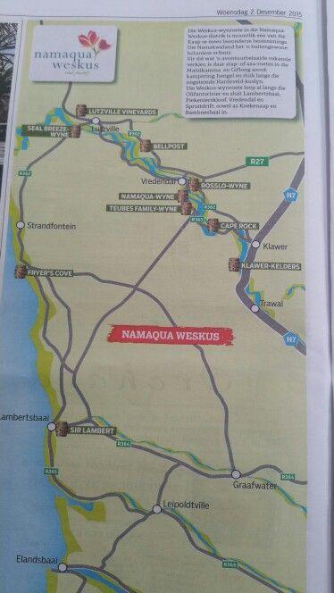 Namaqua Wine Routes