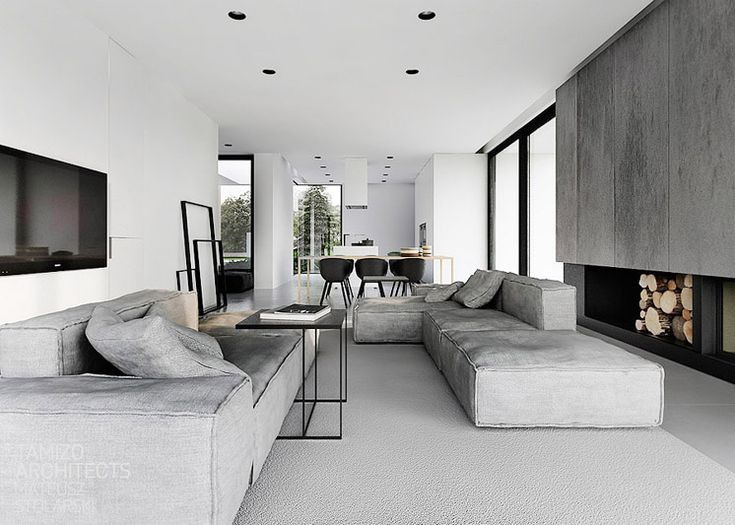 Tamizo Architects Mateusz Stolarski | R-house | Est Magazine