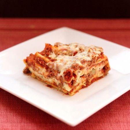 Resepi Lasagna Terbaik Di Dunia yang pasti lazat