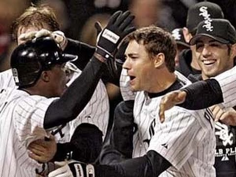 2005 World Series, Game 4: White Sox @ Astros
