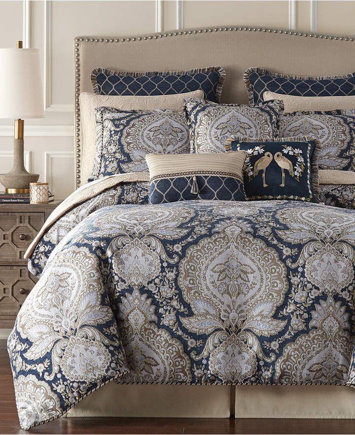 Croscill Valentina California King Comforter Set Reviews Comforters Fashion Bed Bath Macy S 2020 室内