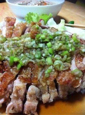 カリッ!ジュワ~♪な唐揚げ☆油淋鶏☆ by *utape [クックパッド] 簡単おいしいみんなのレシピが219万品