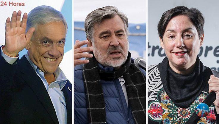 Cadem: Beatriz Sánchez retrocede y Sebastián Piñera mantiene el primer lugar