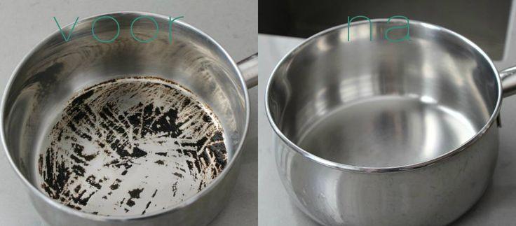 Dit heb je nodig: baking soda bakpoeder handzeep een oud pasje (pinpas of cadeaukaart etc.) function ShorterThan(widthMax) {...