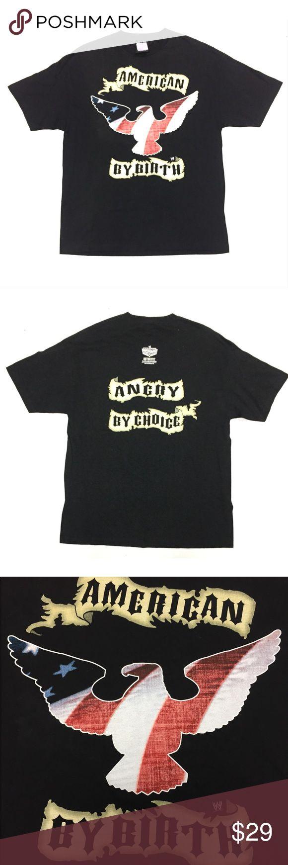 WWE Official Kurt Angle XL Men's Wrestling Shirt WWE Kurt Angle Vtg Wrestling Shirt. Men's Sz XL. New w/o Tags. Rapid Shipping! WWE Shirts Tees - Short Sleeve
