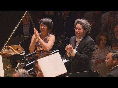 Musica: Yuja Wang and Gustavo Dudamel realise the 'impossible' with LA P...