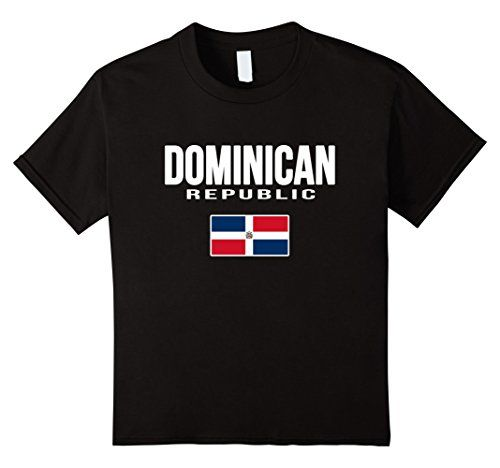 >> Click to Buy << 2017 Short Sleeve O-Neck Round Neck Clothes DOMINICAN REPUBLIC T-shirt Dominican Flag Tee #Affiliate