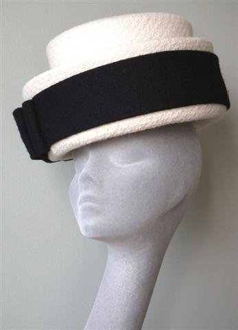 Prudence | Haute Couture hats and Couture hats Collections | Prudence Millinery