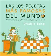 LAS 105 RECETAS MÁS FAMOSAS DEL MUNDO. TIRAMISÚ, POLLO TANDOORI, BROWNIES, PAELLA, SUSHI? Y MUCHOS MÁS http://www.imosver.com/es/libro/las-105-recetas-mas-famosas-del-mundo_5320150007