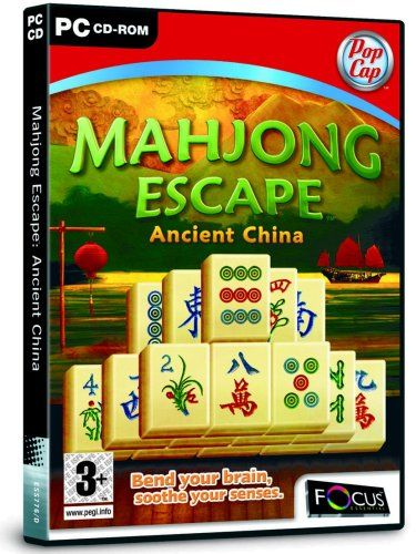 From 0.45 Mahjong Escape: Ancient China (pc Cd)