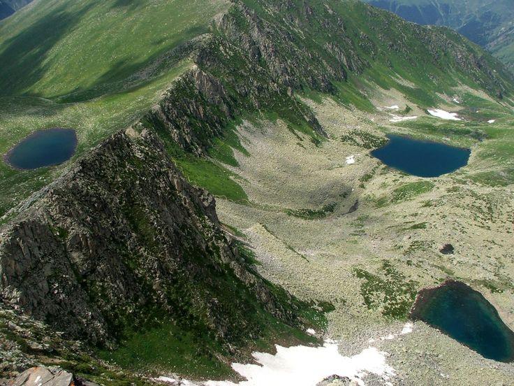 Kaçkar Dağları Milli Parkı - Artvin