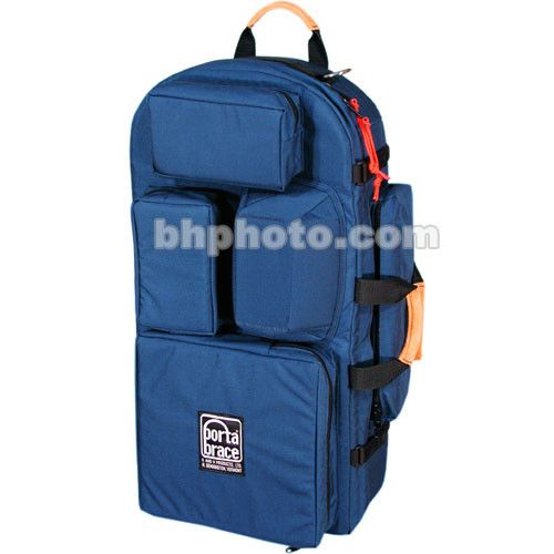 Porta Brace HK-1 Hiker Backpack Camera Case (Signature Blue)