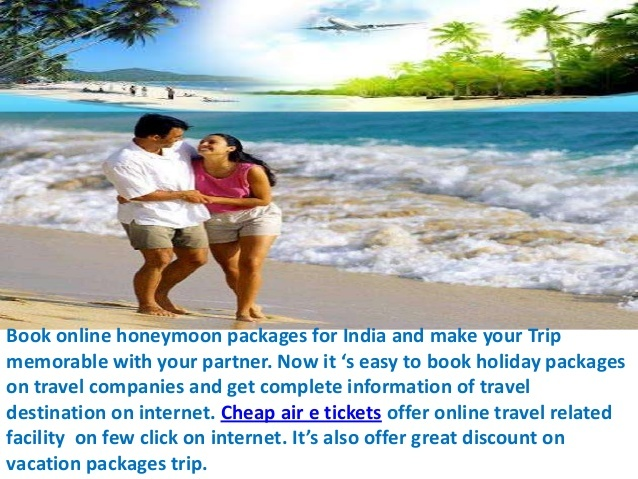Online flight vacation packages have changed the way of global travels. Be for business or leisure make bookings for travels on the internet at your convenience for budget friendly hassle free trips.