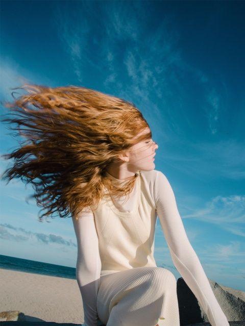Briggs, Wilhelmina Models. #portrait