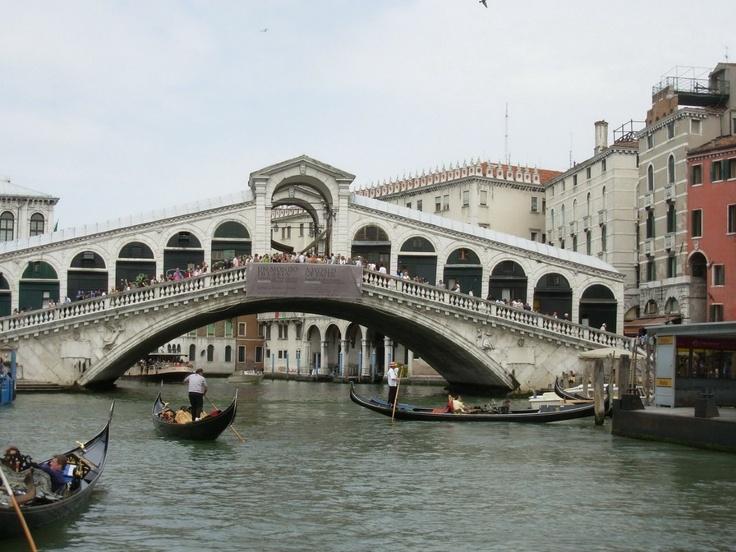 Venice Bridge Italy...been there!