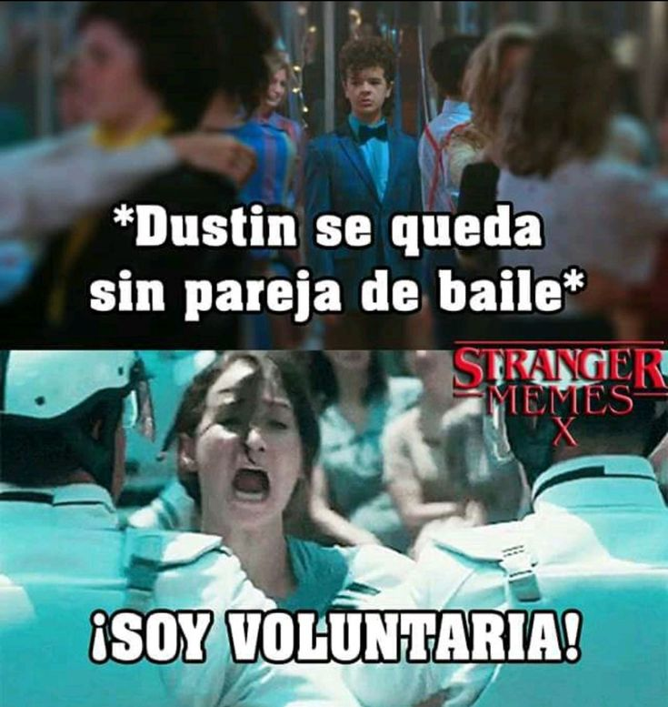 Dustin is alone at the ball- I VOLUNTEER!!!