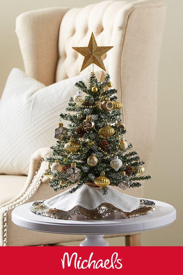 Perision Christmas Tree Decorating Ideas 2020 Craft Smart™ Precision Scissors in 2020 | Mini christmas tree