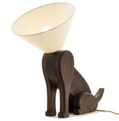 Domestic Sluttery: Matt Pughu0027s Sitting Dog Lamp Amazing Ideas