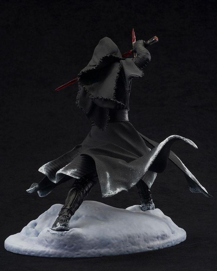 Kotobukiya Star Wars Kylo Ren ARTFX 1/7 Statue - Movie Figures - 2