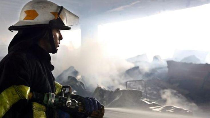 Incendio en Zona Libre de Colón en Panamá consume dos galeras comerciales - El Nuevo Diario